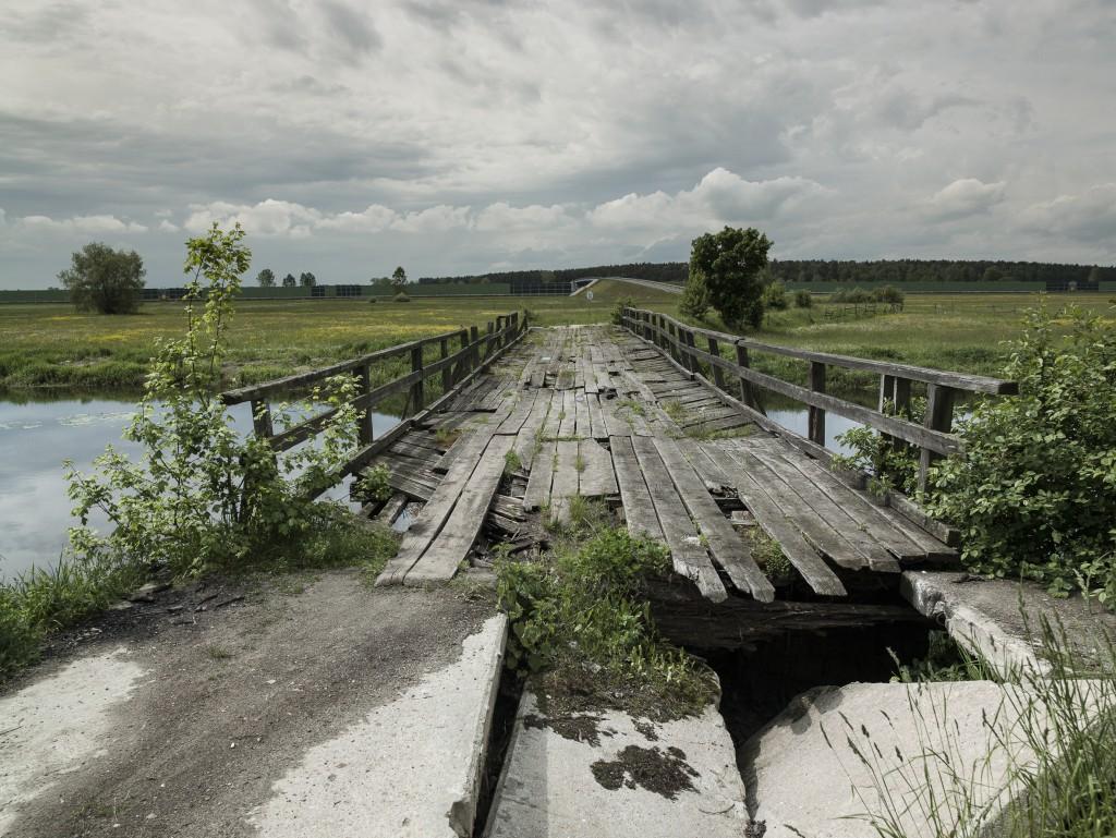 Eric Pawlitzky, Alte Brücke, Foto © Eric Pawlitzky