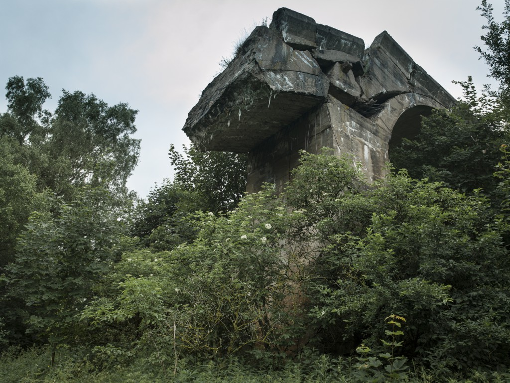 Eric Pawlitzky, Viadukt. Foto © Eric Pawlitzky