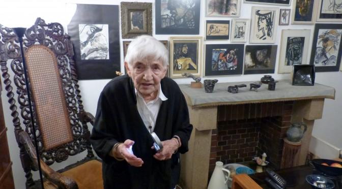 Gerda Schimpf & ihre aufregenden Porträts