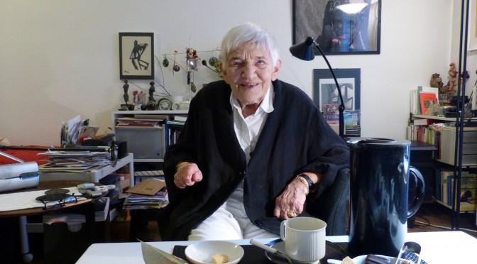 Gerda Schimpf & ihre pure Lebensfreude