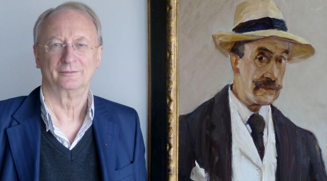 Klaus Staeck braucht Kunst, um zu leben