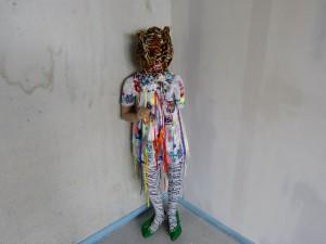 "Delaine Le Bas: ""Its All About Fear"", Ausstellung ""Kushti Atchin Tan"", Galerie Kai Dikhas. Foto © Urszula Usakowska-Wolff"