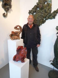 Gérard Gartner, Galerie Kai Dikhas. Foto © Urszula Usakowska-Wolff