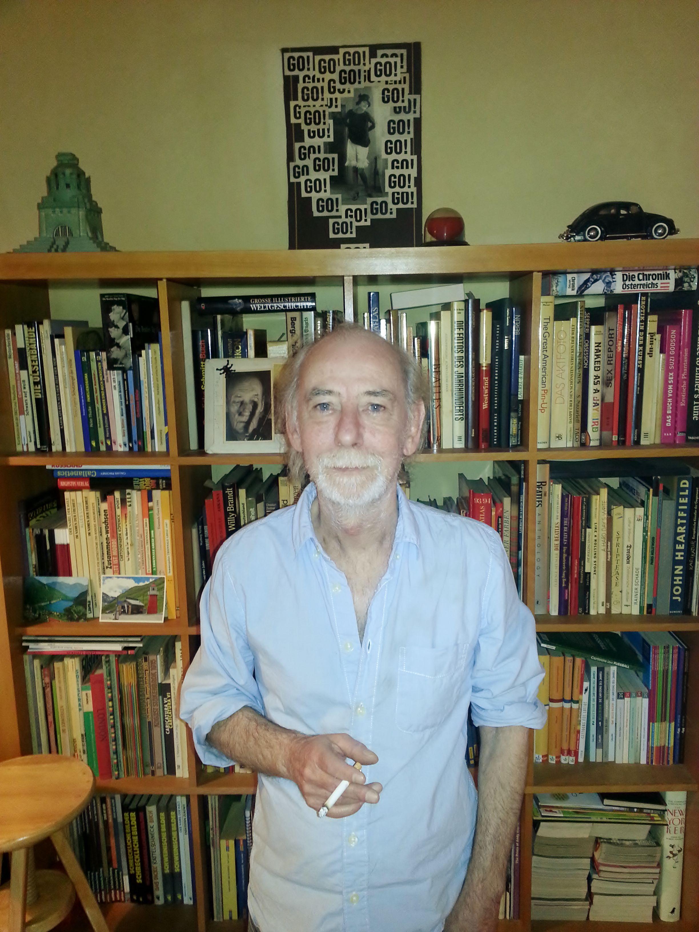 Andreas Prüstel: »Das wohlfeile Verhalten gegenüber der Gesellschaft ödet mich an«