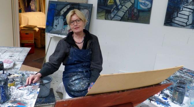 Ellen Fuhr: »Malen ist Meditation«