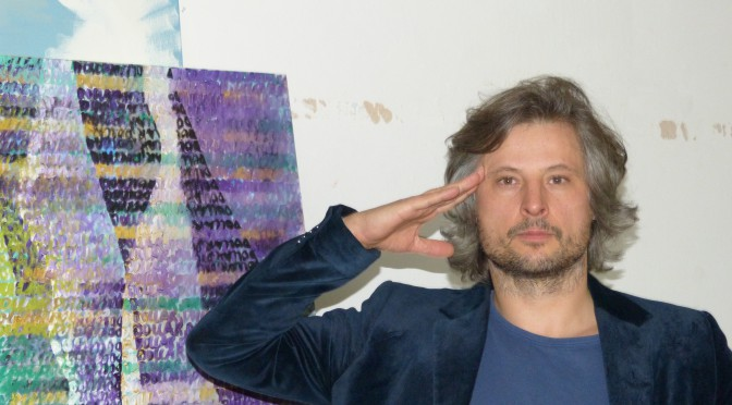Sebastian Bieniek: »Ich bin eine Mischung aus Scharlatan, Schamane, Clown und Trickser«