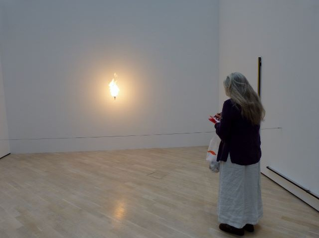 "Jeppe Hein, ""Bear the Consequences"", Kunstmuseum Wolfsburg. Foto © Urszula Usakowska-Wolff"