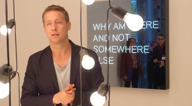 Jeppe Hein: Viele Wege führen zur Kunst
