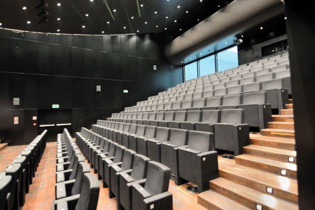 Philharmonie Szczecin, Kammermusiksaal. Foto: Wikipedia