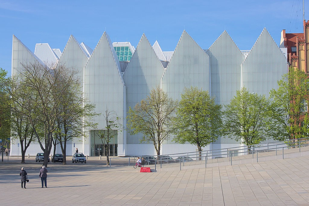 Philharmonie Szczecin. Foto: Wikipedia