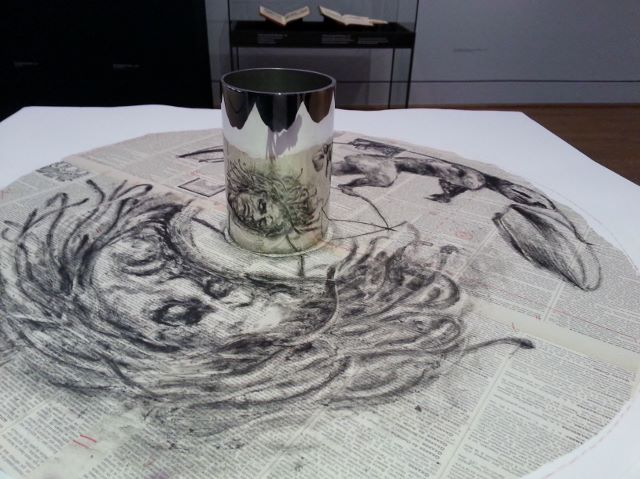William Kentridge, Medusa, 2001. Foto © Urszula Usakowska-Wolff, VG Bild-Wort