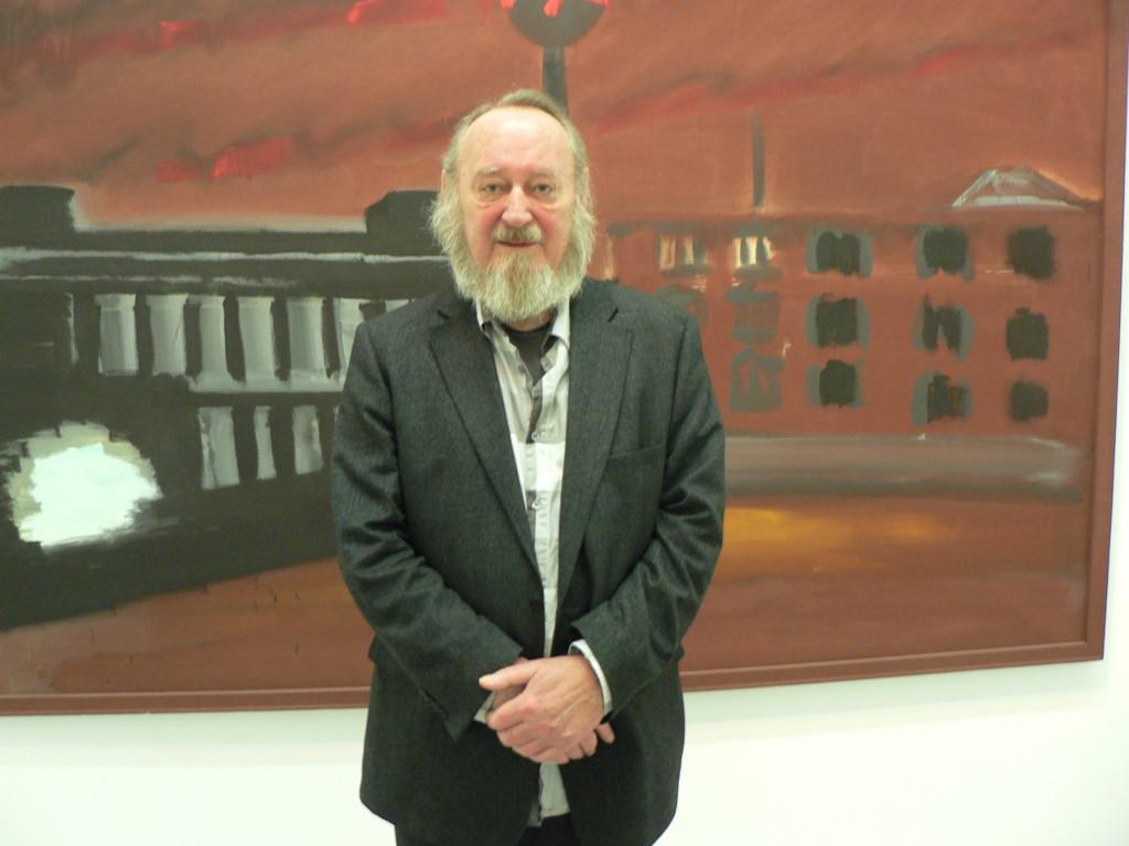 K.H.Hödicke, 2013. Foto © Usakowska-Wolff