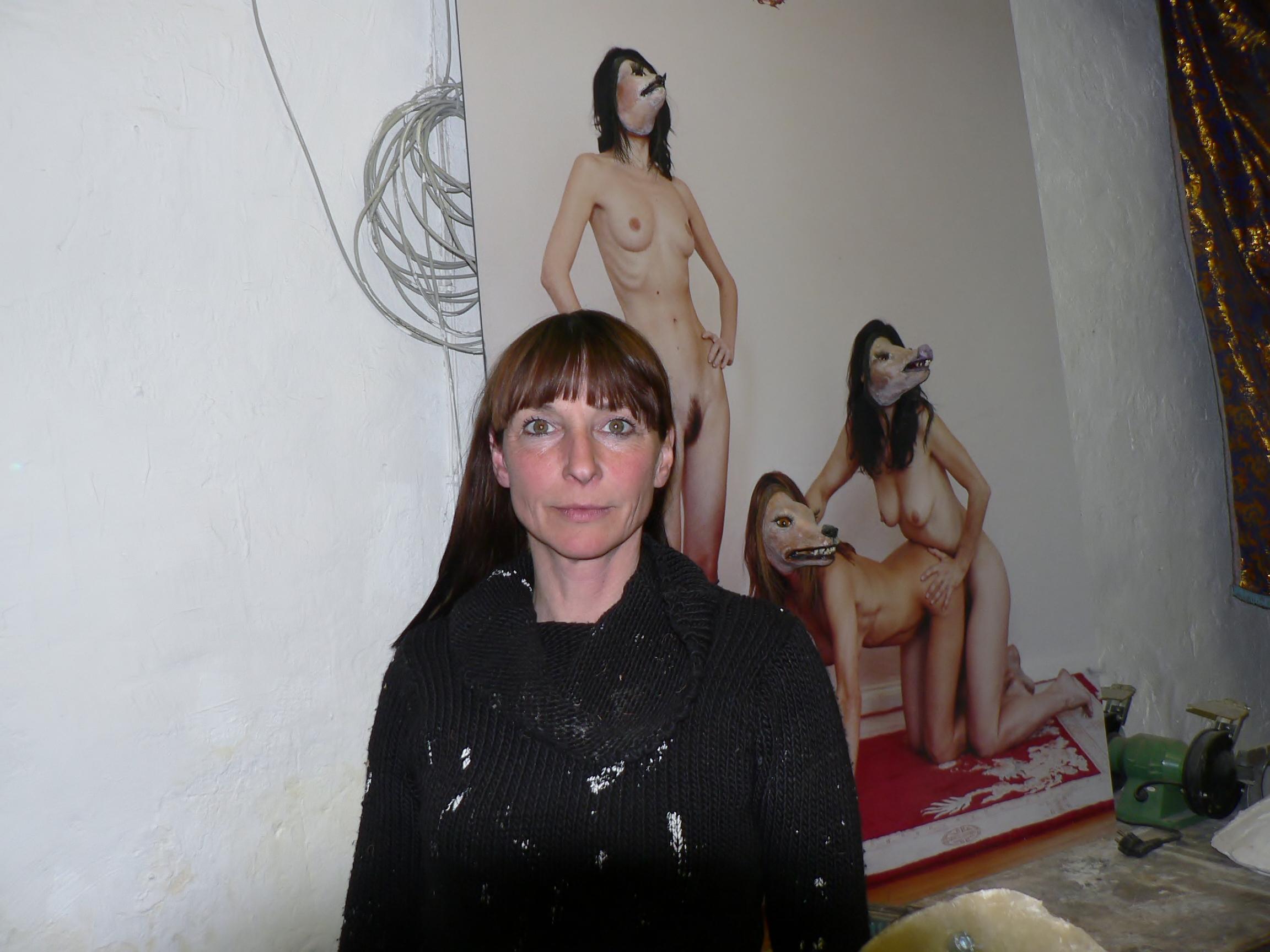 Iris Schieferstein: Bizarre Bildhauerin in bigotter Bundesrepublik