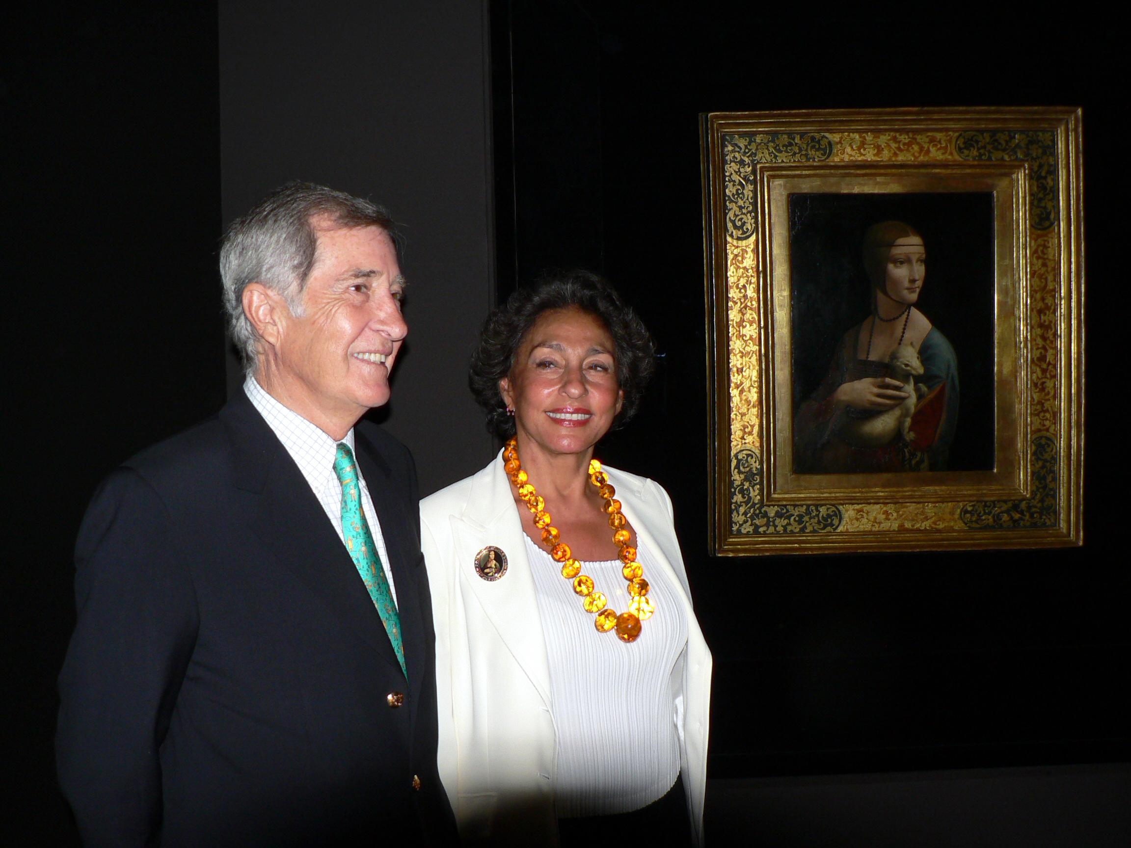 Topp oder Flopp: Die polnische Regierung kauft die Czartoryski-Sammlung, deren bekanntestes Meisterwerk die »Dame mit dem Hermelin« von Leonardo da Vinci ist