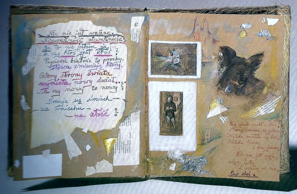 Erna Rosenstein, Buch der ewigen Erinnerung, 1995. Foto © Jacek Kucharczyk