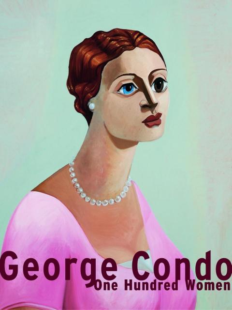 "George Condo, Katalog ""One Hundred Women"", 2005"