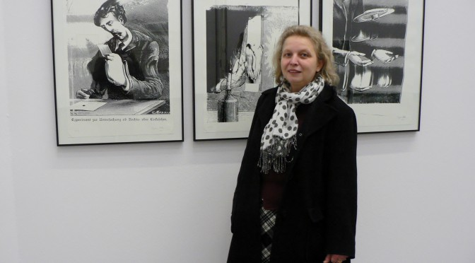 Kirsten Klöckner: »Sigmar Polke neigte dazu, langweilige Regeln zu brechen«