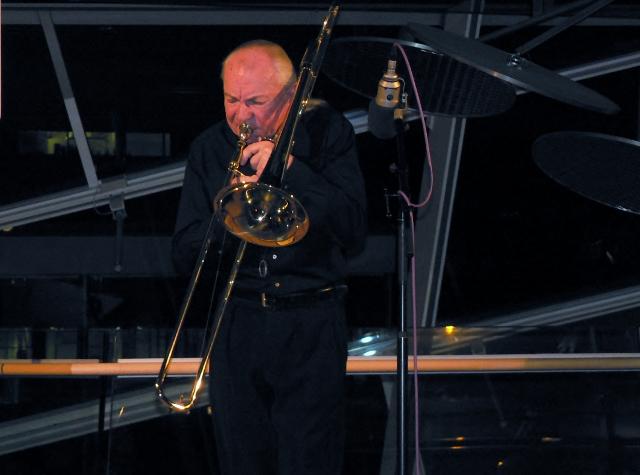 """Lange Polke-Nacht"" mit Conny Bauer, AdK, 23.02.2011. Foto © Urszula Usakowska-Wolff"
