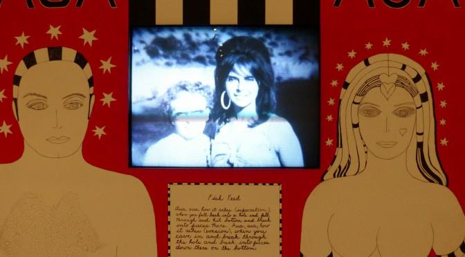 Dorothy Iannone oder die Kunst der Liebe