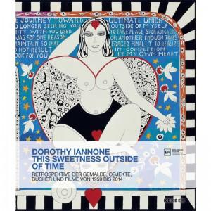 Dorothy Iannone, Katalog, Kerber, Preis 38 Euro