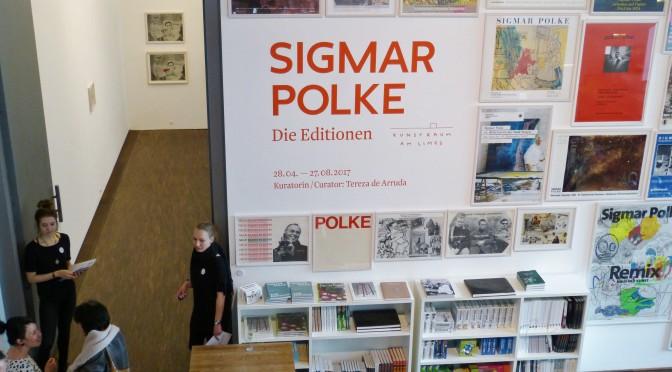 Sigmar Polke: Ein Meister, einer der ganz großen Geister