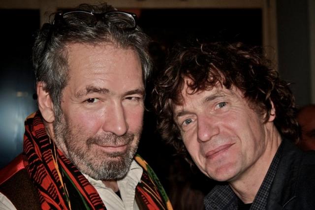 Mike Hentz (l.) und Adam Tellmeister. Foto © Eva Brunner