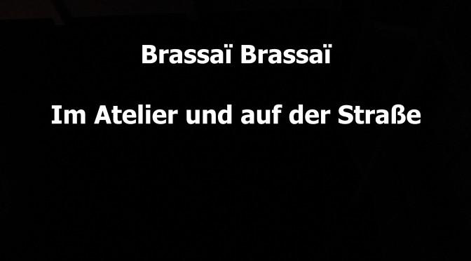 Er war das Auge von Paris: Der Fotograf Brassaï in einer Doppelausstellung in Charlottenburg