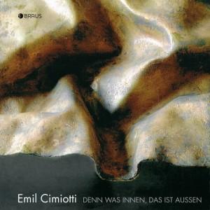 Emil Cimiotti, Katalog, Edition Braus, 2017