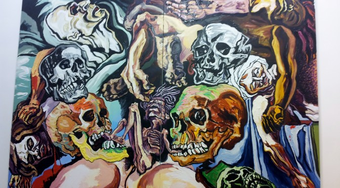 Charles Szymkowicz zeigt in der Ausstellung »Maudits!«, dass die wahren Künstler immer verfemt waren