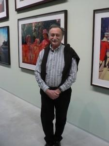 Boris Mikhailov, Berlinische Galerie, 25.02.2012. Foto © Urszula Usakowska-Wolff