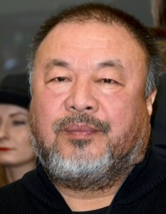 Ai Weiwei, Wikipedia Commons, 2017