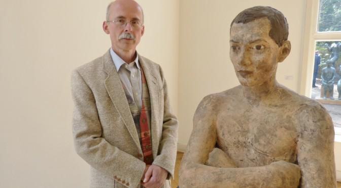 Robert Metzkes: » Die Bildhauerei ist eine Form, die ganze Welt in Besitz zu nehmen «