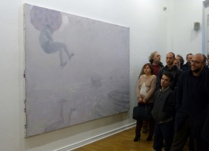 Ruprecht von Kaufmann, Sirenen, 2011. Foto © Urszula Usakowska-Wolff