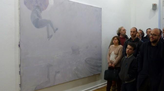 Sirene, Suppenkelle & Sensenmann: »Die halluzinierte Welt. Malerei am Rand der Wirklichkeit« im Haus aus Lützowplatz
