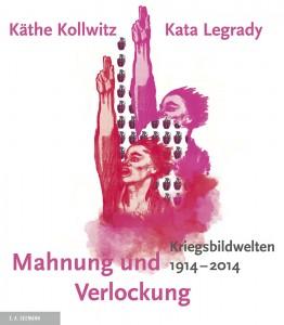 Kollwitz-Legrady Cover des Katalogs