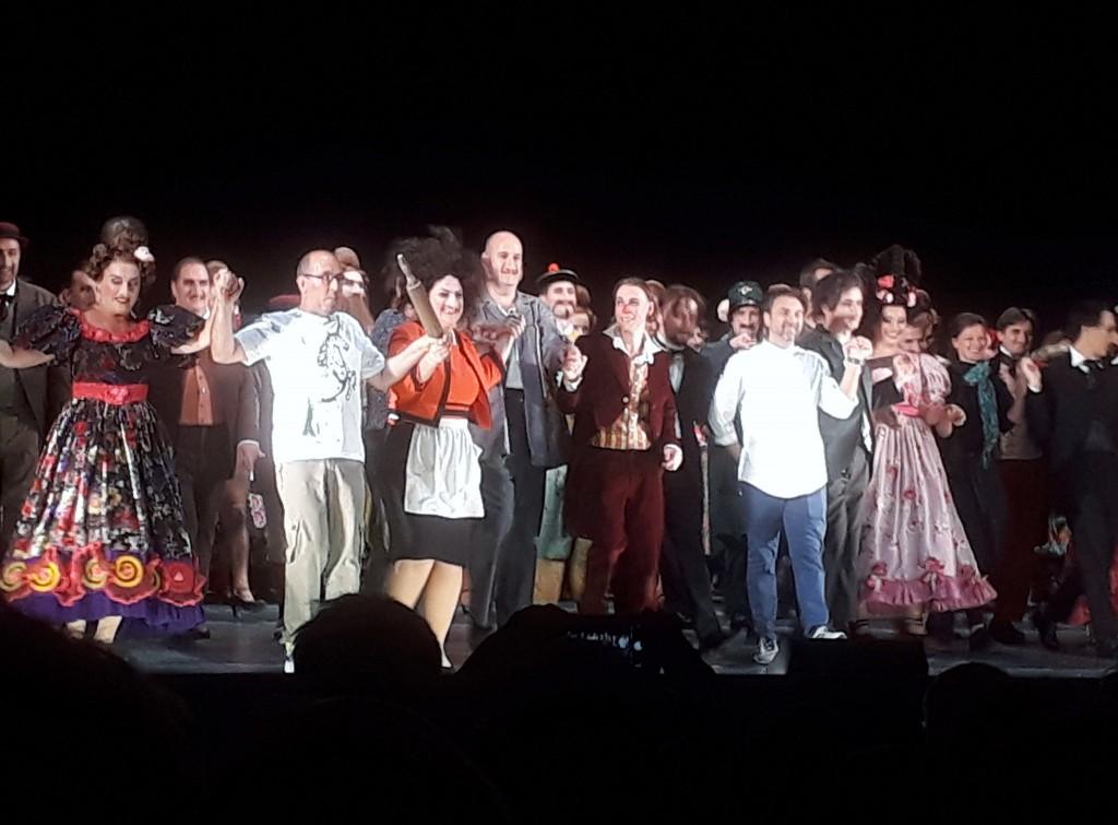 """Komische Oper Berlin, Premiere """"Die Nase"""", 16.06.2018. Foto © Urszula Usakowska-Wolff"""