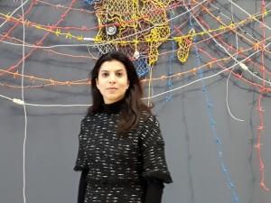 Reena Saini Kallat. Foto © Urszula Usakowska-Wolff