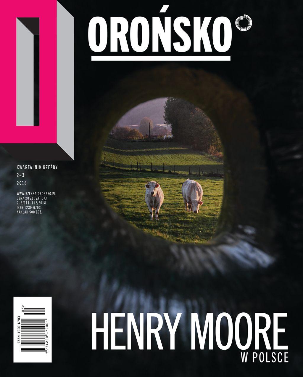 Cover des Magazin Oronsko 2-3/2018