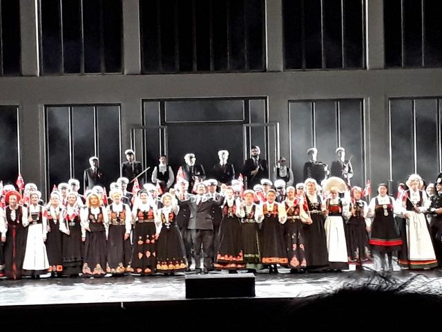 """Nach der Premiere wird die norwegische """"Wozzeck""""-Folklore mit einem 15-minütigen Beifall belohnt"""
