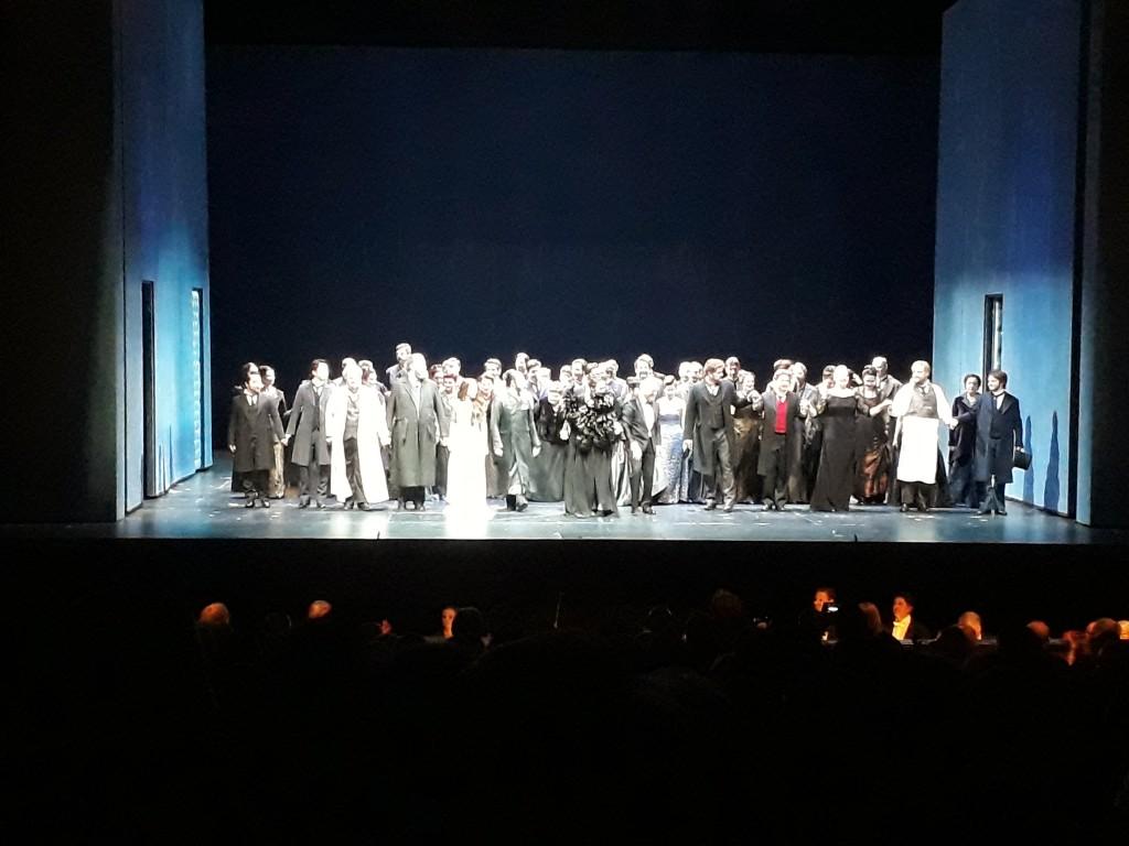 Le Contes d'Hoffmann, Premiere, 1.12.18, Deutsche Oper Berlin. Foto Urszula Usakowska-Wolff