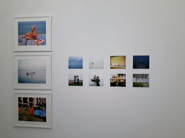 Michał Solarski, Hungarian Sea, Ausstellungsansicht KVOST, 2019. Foto © Urszula Usakowska-Wolff