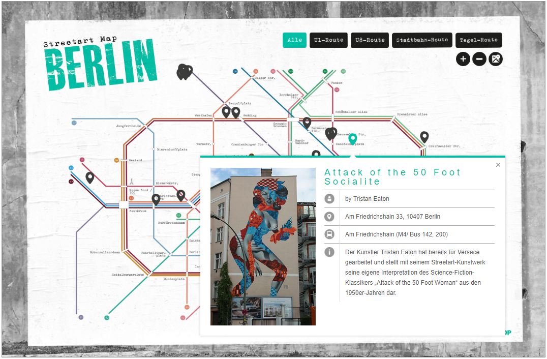 Streetart-Map Berlin, Quelle: NeoAvantgarde