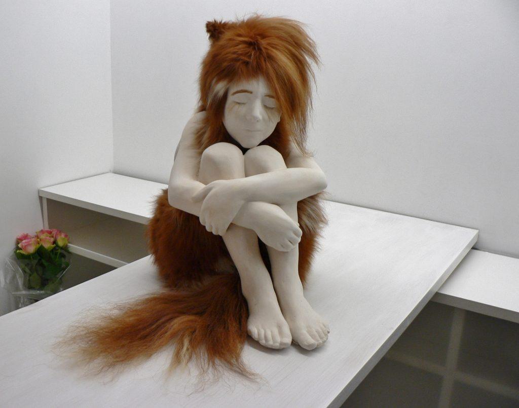 Iris Schieferstein, Hubby, 2007. Foto © Urszula Usakowska-Wolff