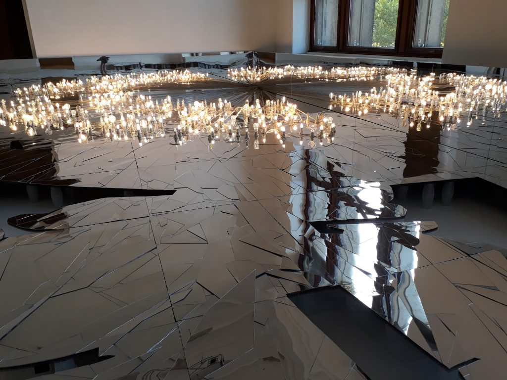 Lee Bul, Ausstelung Crash, Gropius Bau Berlin, 2018. Foto Urszula Usakowska-Wolff