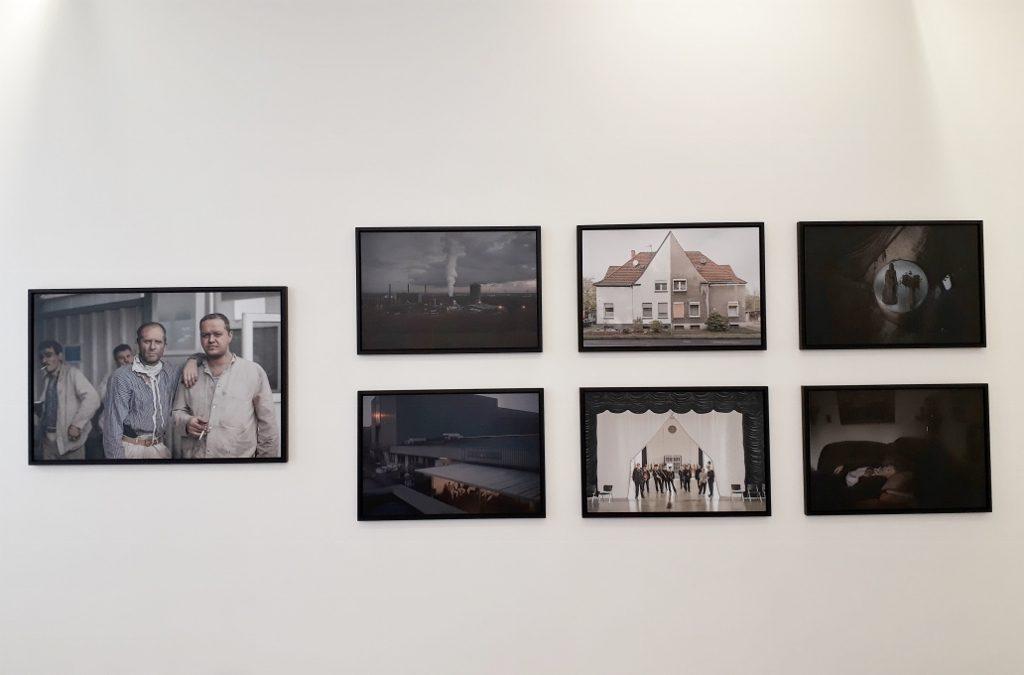 Nanna Heitmann, Weg vom Fenster – das Ende einer Ära,  Fotoserie über das Ende des Kohlenbergbaus im Ruhrgebiet, Vonovia-Nachwuchspreis 2018 .  Foto: Urszula Usakowska-Wolff