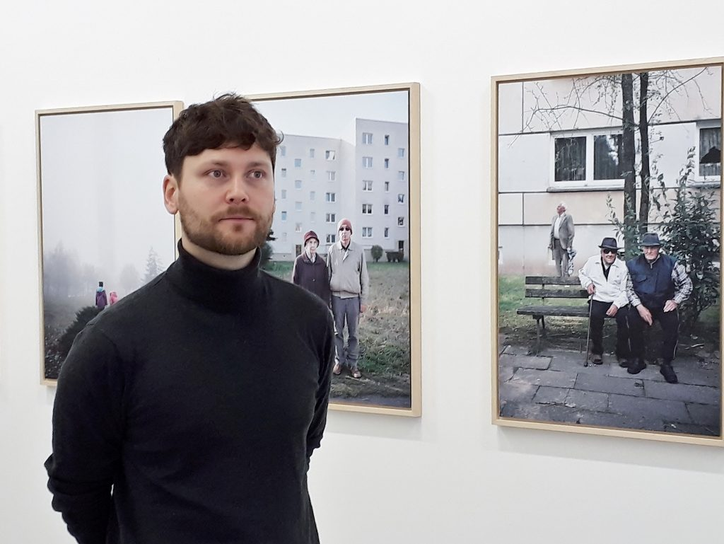 Norman Hoppenheit. Foto © Urszula Usakowska-Wolff