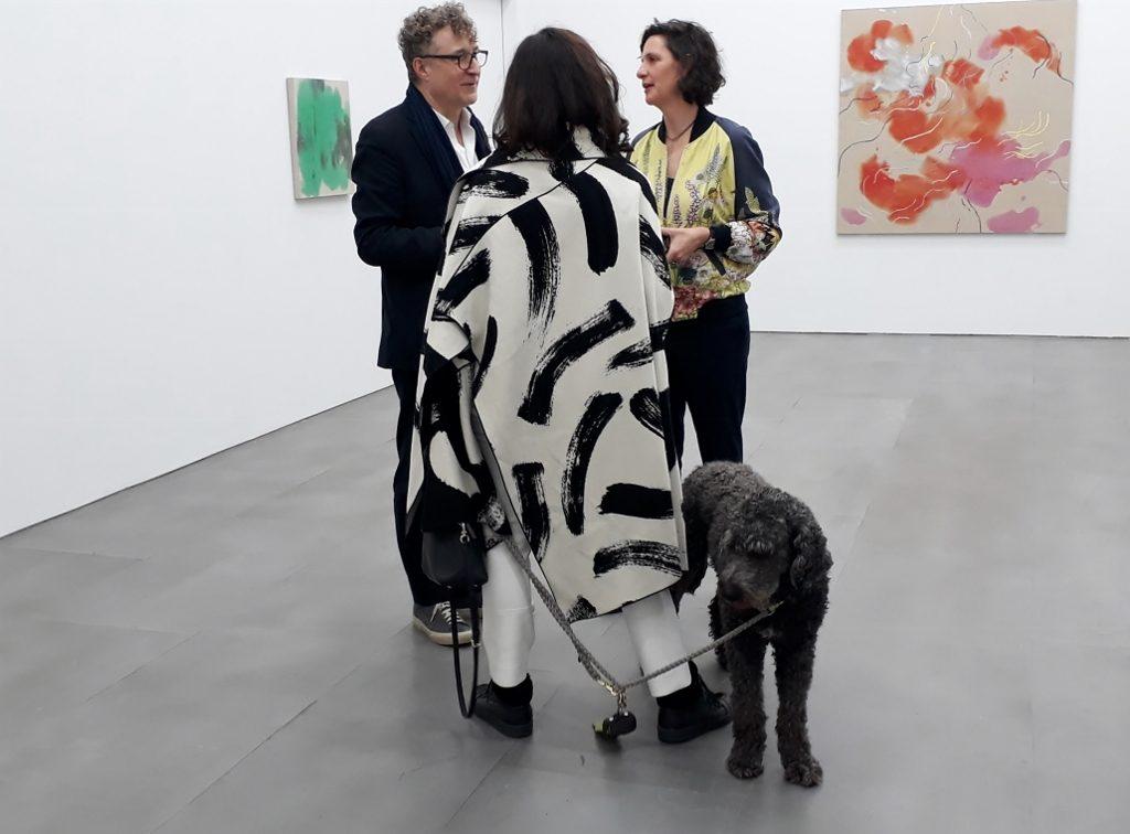 Jessica Rankin (hinten rechts), carlier | gebauer, 15.03.2919. Foto © Urszula Usakowska-Wolff