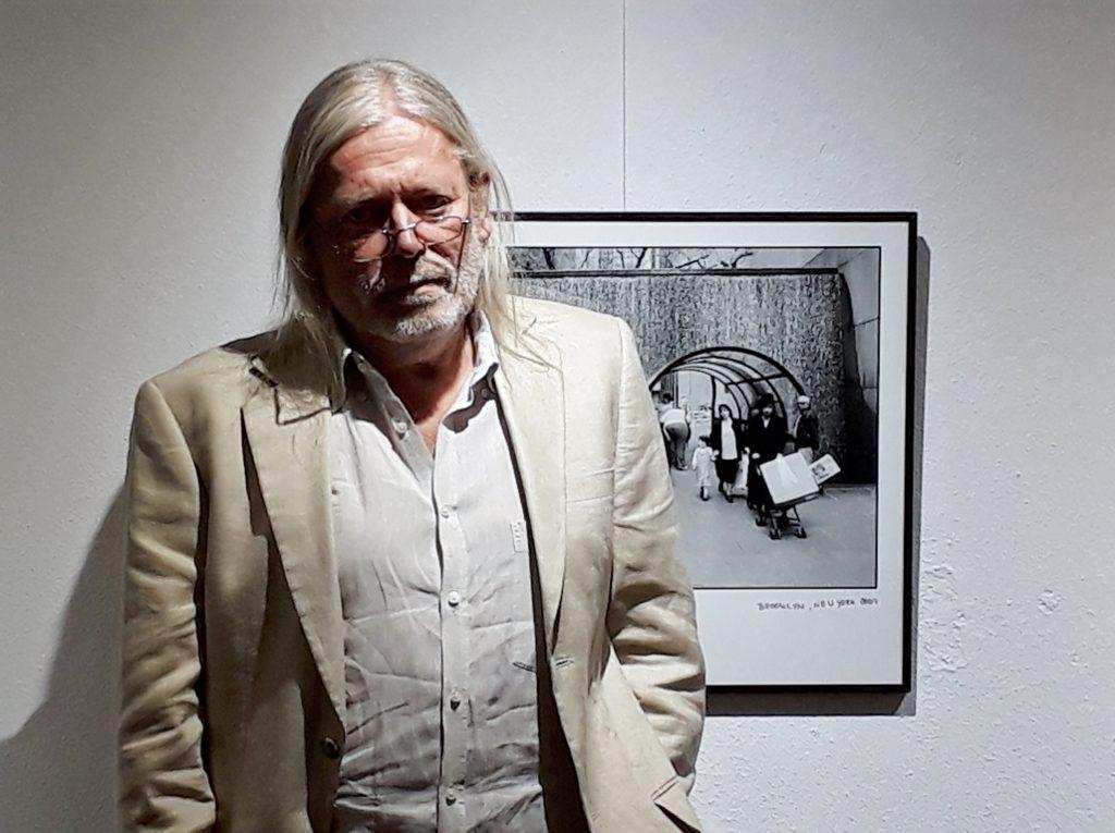 Harald Hauswald, Fotogalerie Friedrichshain, 10. Mai 2019. Foto © Urszula Usakowska-Wolff