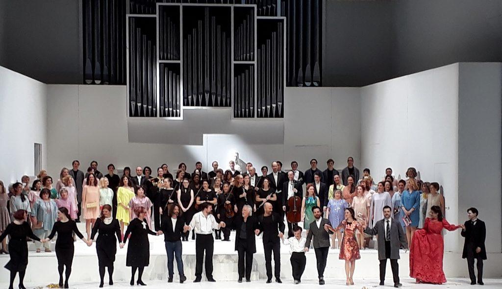 """Umjubelte Premiere """"Der Zwerg"""" an der Deutschen Oper Berlin am 24. 03.2019. Foto © Urszula Usakowska-Wolff"""