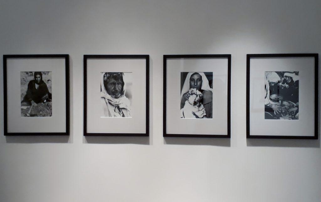 "Anno Wilms, Fotografien aus der Serie ""Randgruppen"" (Beduinen). Foto © Urszula Usakowska-Wolff"